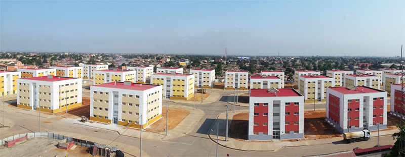 Sambizanga old city reconstruction project (Angola)