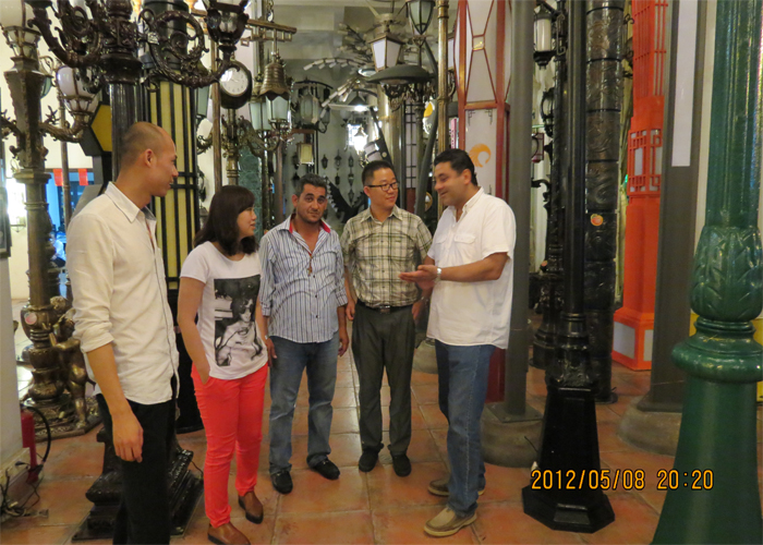 ROCHA owner China market inspection