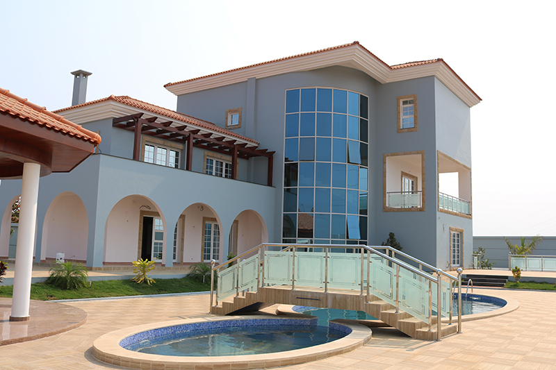 High-end villa in badri ooda (Angola)